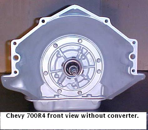 How do you determine the bolt pattern for the bellhousing on a 304/308?